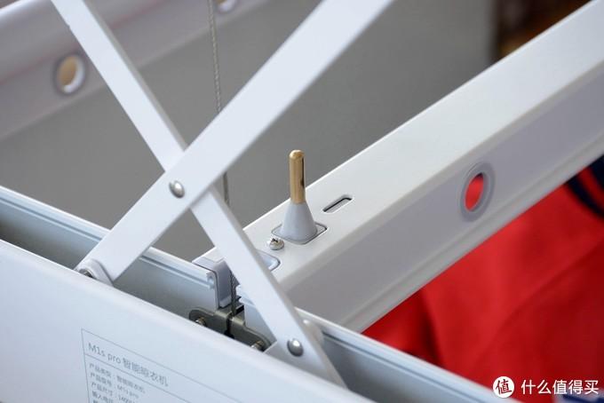 邦先生M1S Pro智能晾衣架:接入米家带烘干功能,晒被子真省心小户型照样甩的开