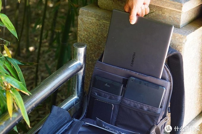 自由空间掌控、阳光就是电力,蒙马特2.0极客版背包升级体验
