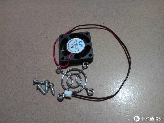 星际蜗牛C款i211网卡服务器(第七篇)续风扇改造番外篇