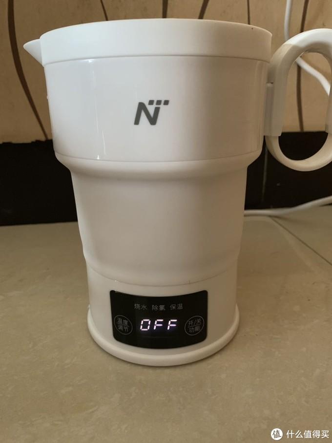 带个电水壶去旅行 - 网易智造折叠电水壶