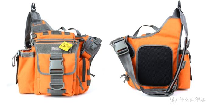 麦格霍斯 (MAGFORCE) 台马战术包 机动鞍袋 户外单肩包iPad包 男休闲斜挎背包 0414测评