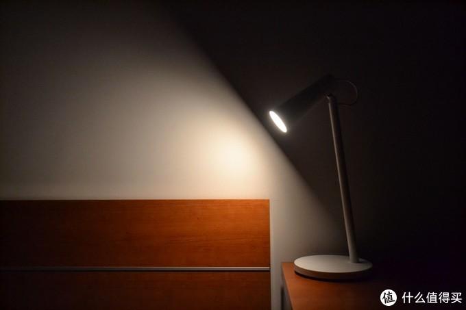 米家充电台灯,三挡可调,轻便无线