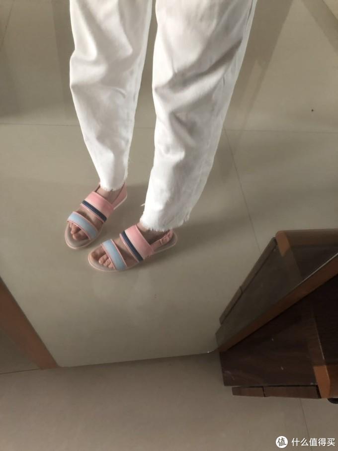 英国ButterflyTwists凉鞋开箱试穿