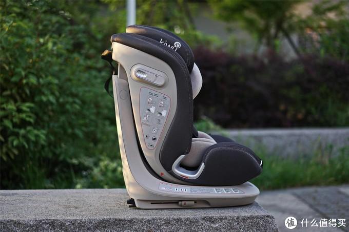 为了营造安全的乘车环境,对比了N个品牌型号的安全座椅后,楼主选择了它