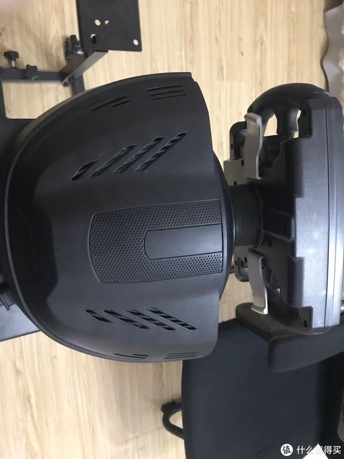 打造自己的F1模拟器,图马斯特t300rs+法拉利盘面