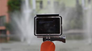 海鸟4K运动相机功能总结(防抖|防水|矫正)