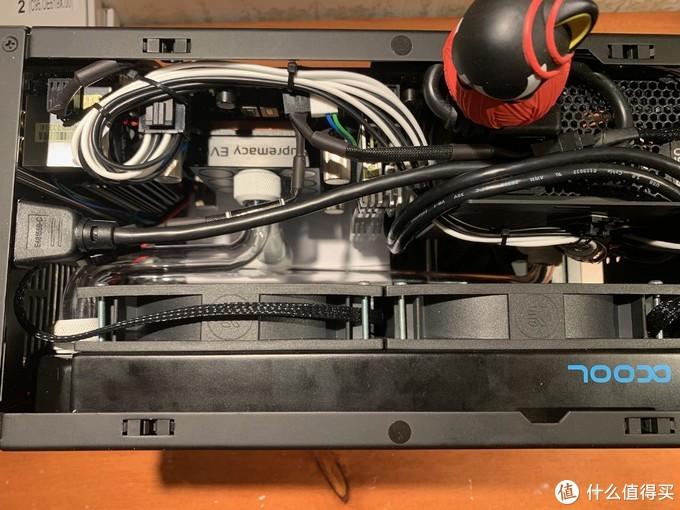 4K主机升级:ncase m1 全硬管分体水冷