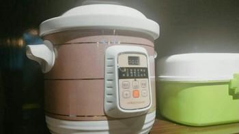 荣事达RDG-S28Z电炖锅外观展示(主体|锅盖|防溢槽|材质|内胆)