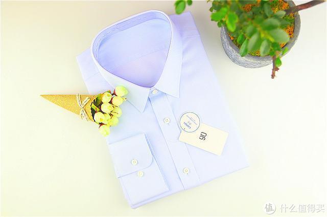 帅气的人需要一件像样的衬衫,90分防皱免烫衬衫