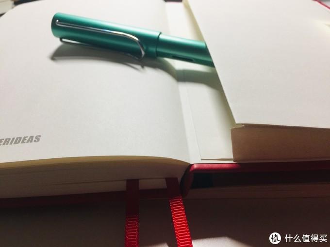 人生第一本子弹笔记:PAPERIDEAS点阵笔记本晒单