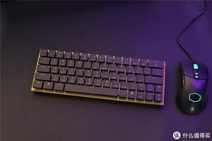 可以装进口袋的机械键盘,值得拥有--酷冷至尊 SK621 MX矮轴RGB机械键盘分享