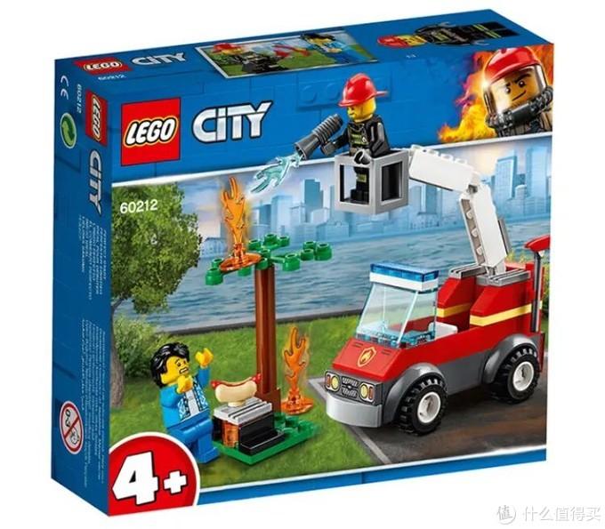 开发孩子智力,从乐高开始——城市系列推荐及618购买平台推荐