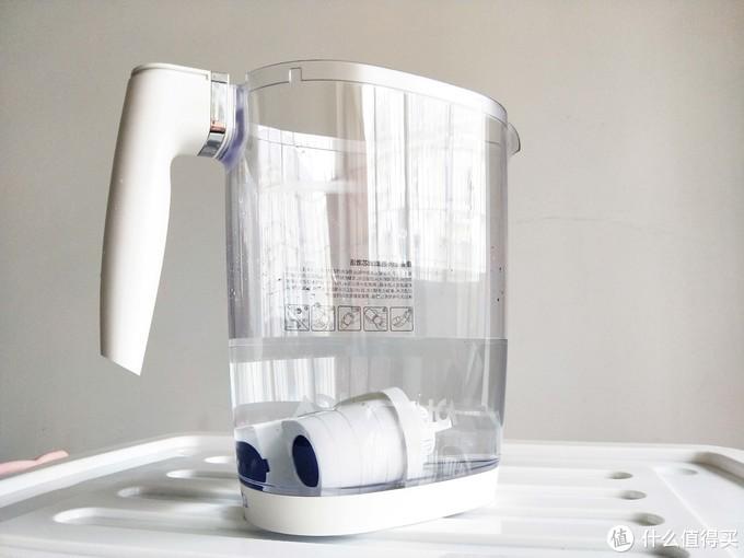 等待6分钟喝上直饮水:莱卡EP1117A超滤直饮壶晒单