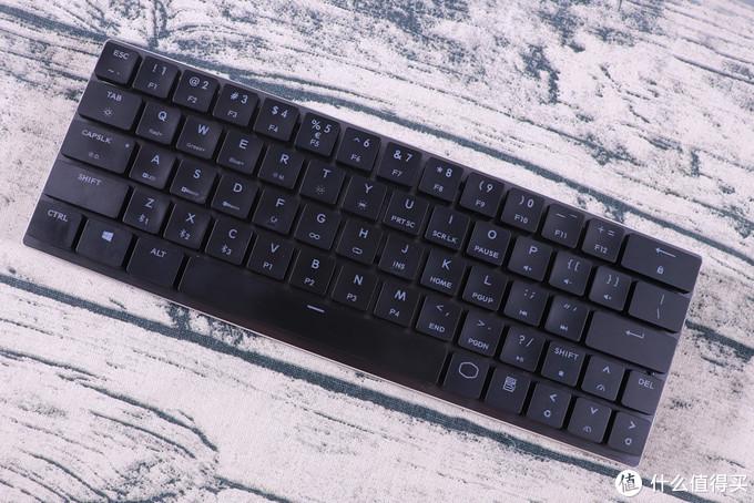 当机械键盘也玩轻薄化  酷冷至尊 SK621 Cherry MX 矮轴RGB机械键盘体验