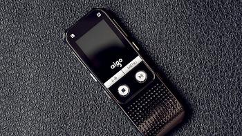爱国者R5522录音笔外观展示(机身|尺寸|按键|麦克)