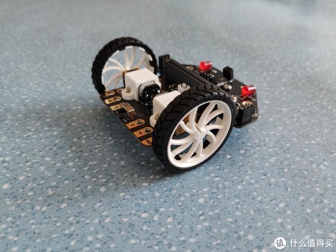 编程也可以成为一种乐趣——麦昆编程小车试用报告