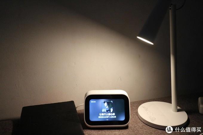 一盏深夜小桔灯,伴我写文到天明!--米家充电台灯入手体验