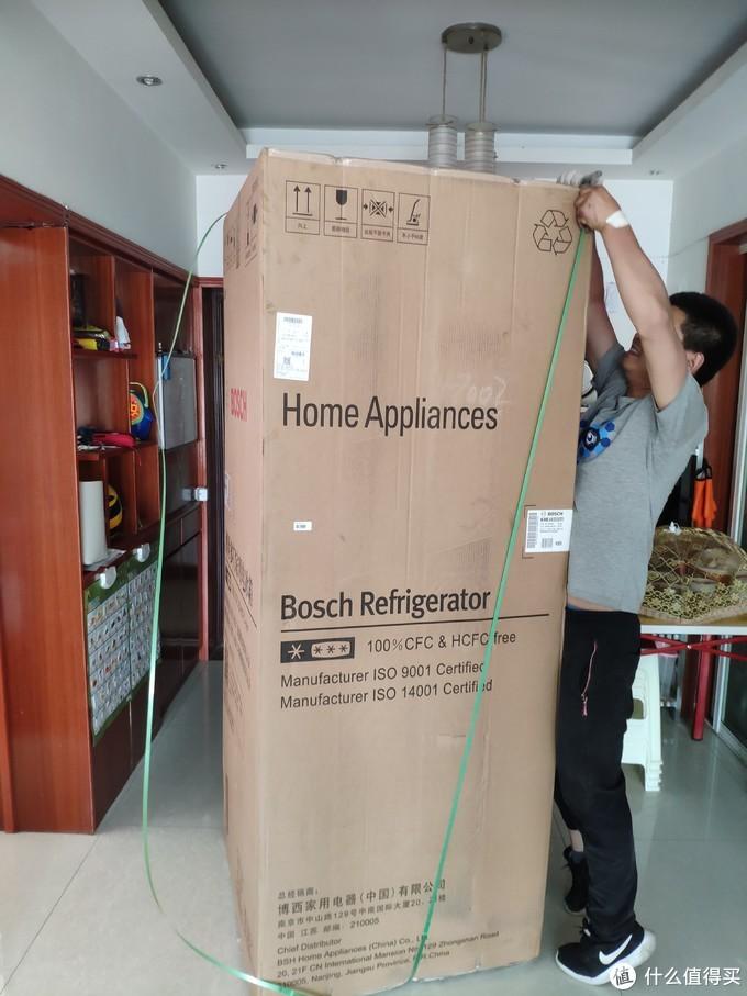大件家电别选错 博世(BOSCH) 484升 变频混冷无霜 多门冰箱购买使用评测