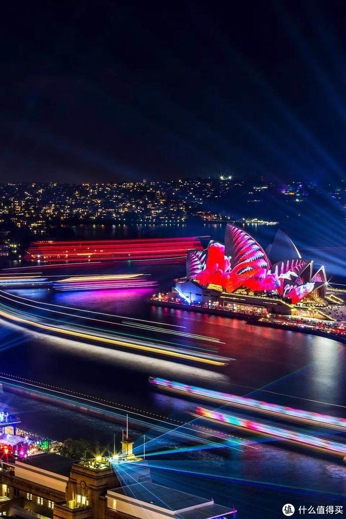 错过等一年!2019缤纷悉尼灯光音乐节游玩指南