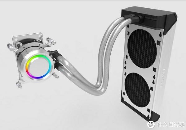 又一家涉入水冷市场:联力 发布 Galahad 240 一体式和分体水冷系统