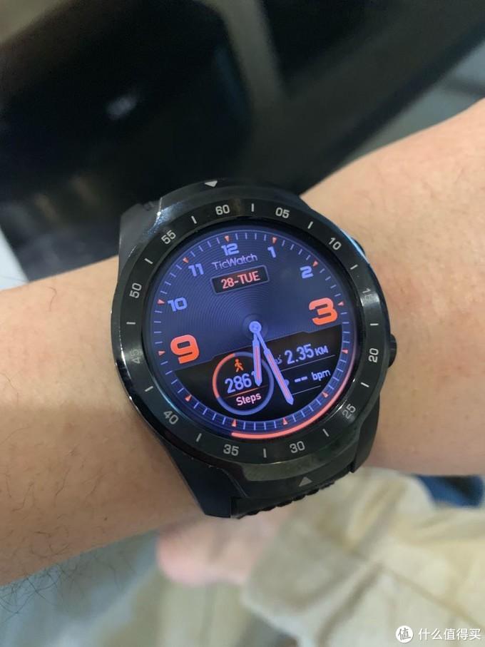 一个iPhone用户对ticwatch Pro 4G版的评测
