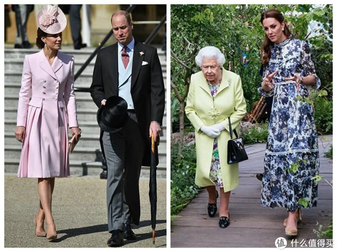 碎花裙是今年大势,凯特王妃开启王室成员撞衫模式!