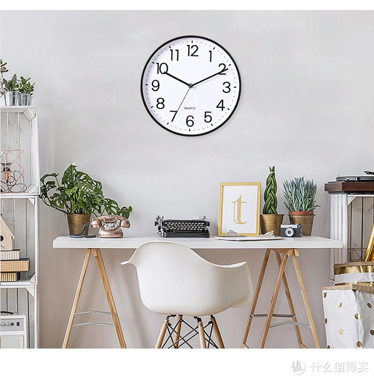 创意个性挂钟,打造雅致居家生活