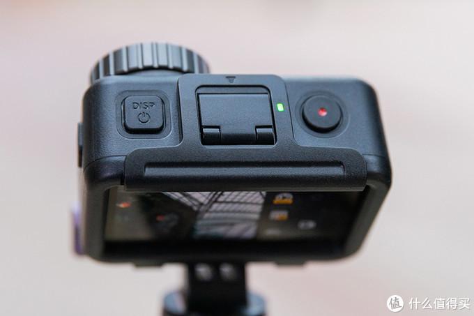 开启vlog人生之旅 大疆灵眸Osmo Action双屏运动相机评测