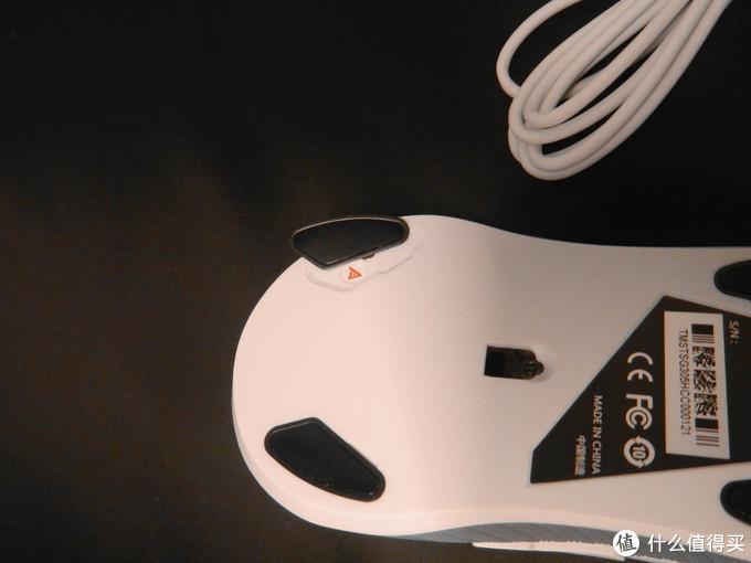 个人手感体验最好的电竞鼠标——钛度TSG305H鼠标
