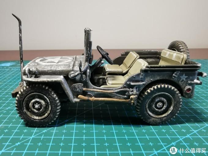 FOV 1:32 Jeep 吉普车