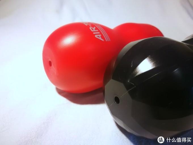 """日本飞机杯「深度测评」:新品""""增压小哑铃""""VS""""经典小红AIR-TECH"""""""