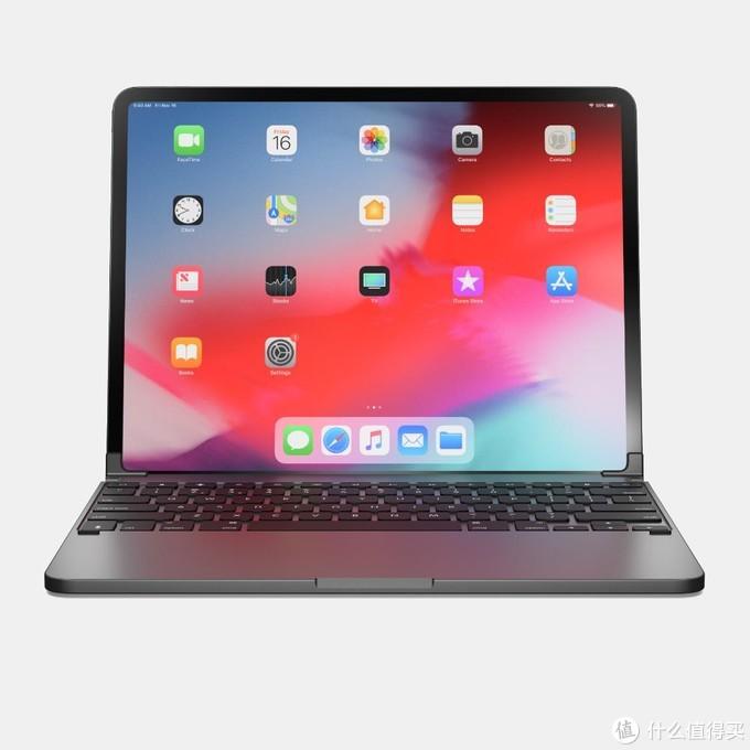 iPad pro变身macbook的神器-brydge键盘