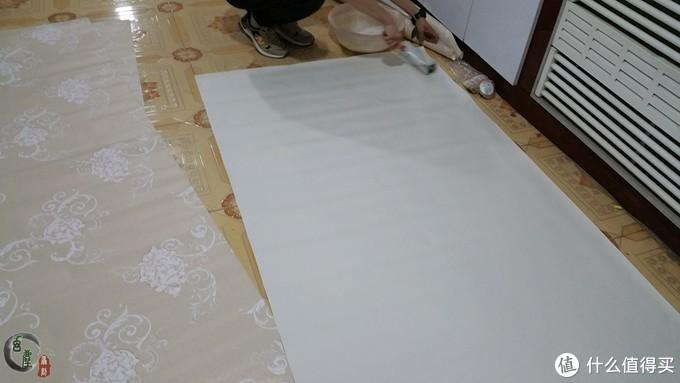自己动手,丰衣足食,原来贴墙纸这么简单,LG进口墙纸体验