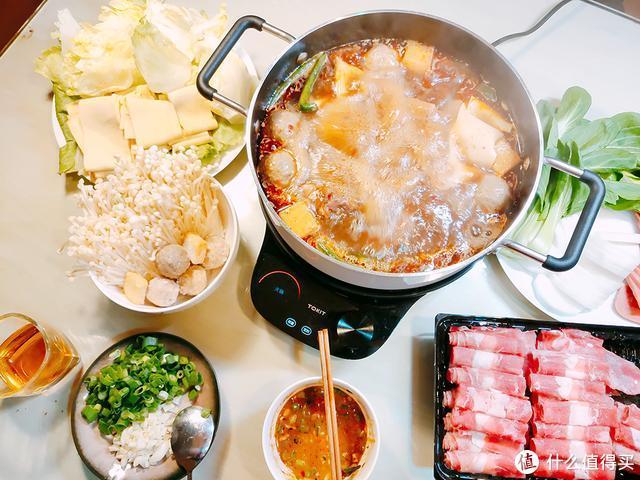 高颜值智能新烹饪体验!秒杀传统电磁炉 TOKIT智能热敏炉评测