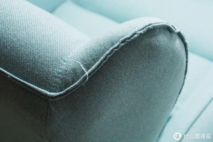 芝华仕布艺沙发窝椅实测:头等舱是种什么体验?