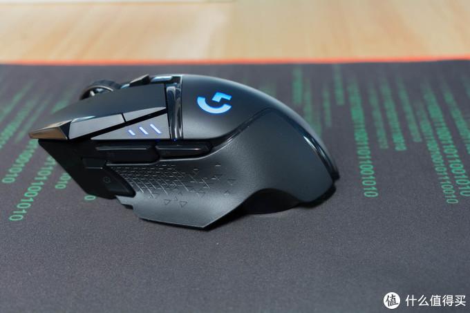回炉重练,王者归来——罗技G502 LIGHTSPEED无线游戏鼠标简评