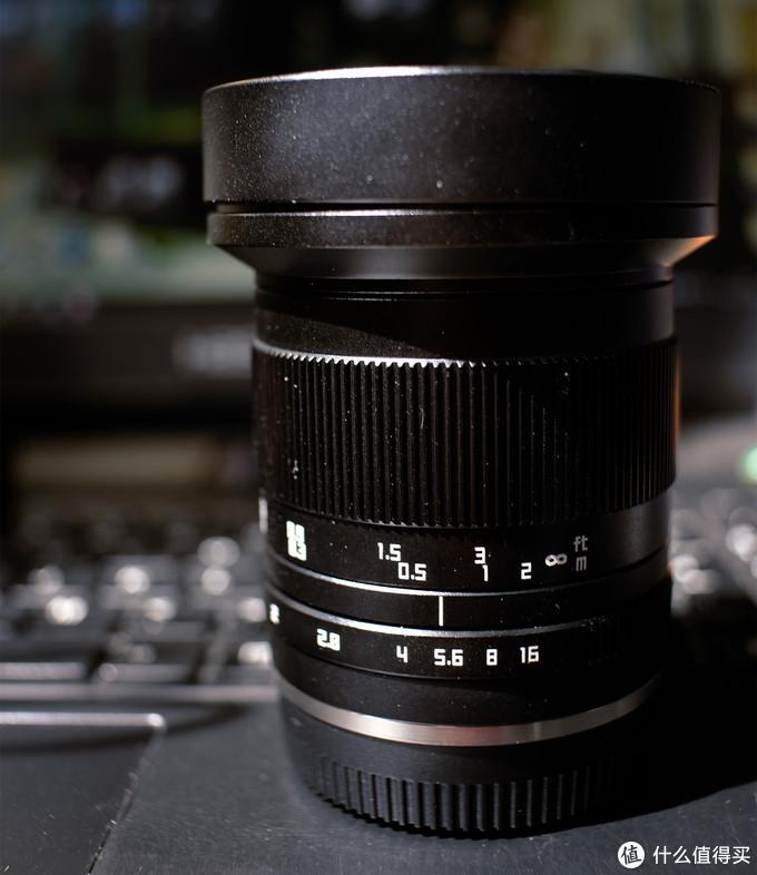 真香系列——中徕Zonlai 14mm f/2 国产手动镜头试用