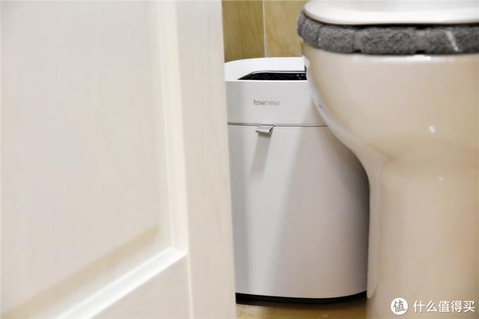  会自动打包的垃圾桶,续航升级为60天,拓牛T Air智能垃圾桶评测