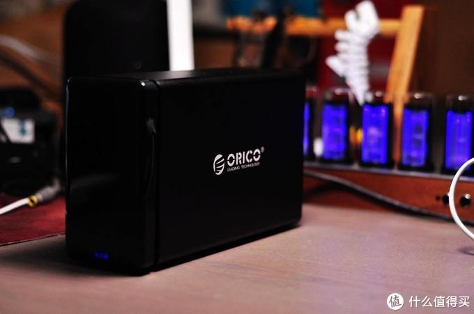 给心爱的小姐姐找一个家,ORICO磁盘阵列盒 NS200RC3使用体验
