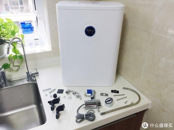无桶更安心的家庭反渗透净水系统,快速出水再也不用长时等待—佳尼特大白S1