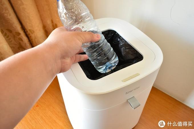 拓牛智能垃圾桶T Air:一键打包换袋,展现最佳三分球技术