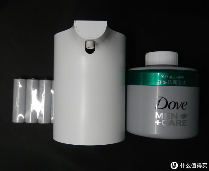 【轻评测】米家 MJJMJ01XW 米家自动泡沫洁面机(套装)