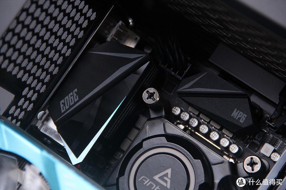其实我是一个ITX机箱 — 追风者210G / MPG Z390I / 影驰1660TI