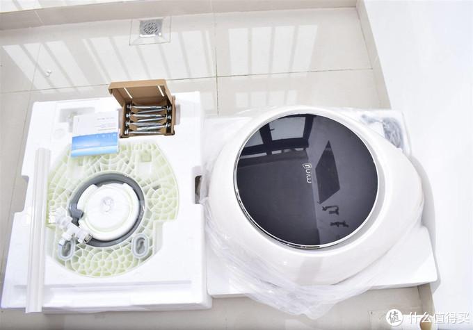 """解放宝妈双手,体验小吉婴儿洗衣机让你结束""""洗尿布""""时代"""