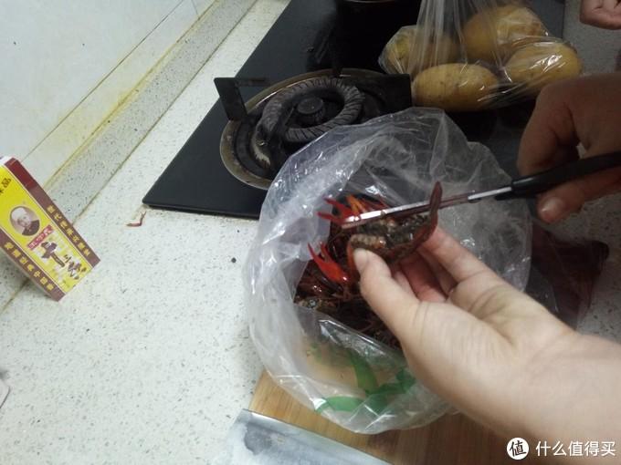 周末美食篇----麻辣小龙虾