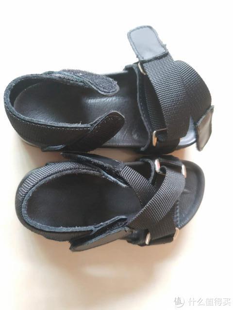 学步凉鞋别入坑!——5款学步凉鞋横评