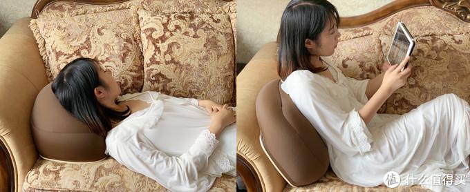当枕头、当靠垫,一物多用!
