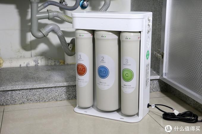 家用水质差又想快速喝上纯净水?二千多的净水器我选择了它—佳尼特CXR550-T1体验