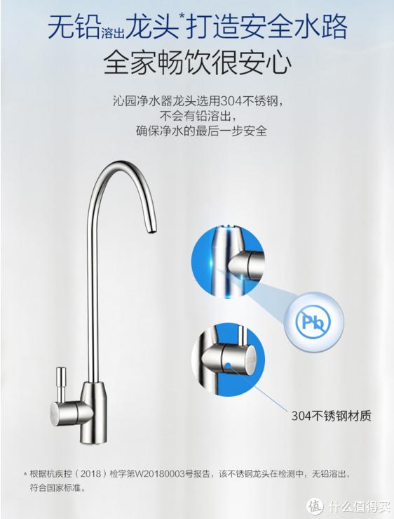 净水器,要美观,要实用,还要方便!试试沁园小白鲸S400(KRL3913)净水器