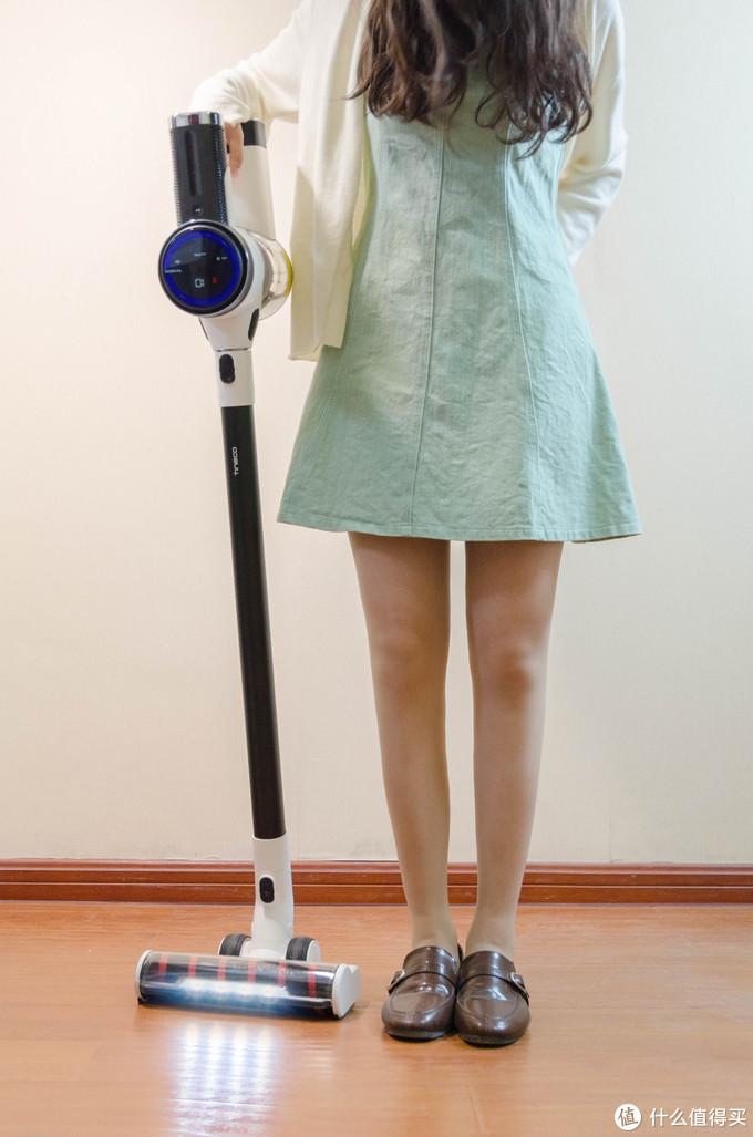 会思考的智能吸尘器:TINECO 添可 PURE ONE S1手持吸尘器体验